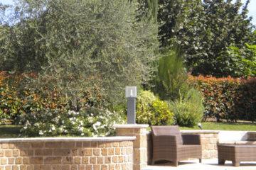 Realizzazione aree verdi, giardini e terrazzi